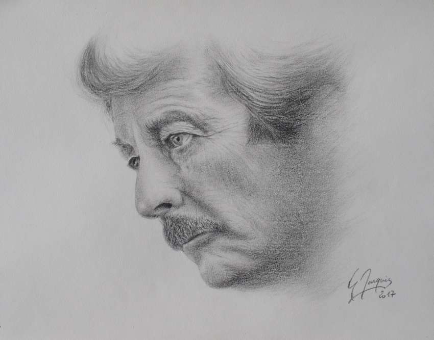 Jean Rochefort by magerar